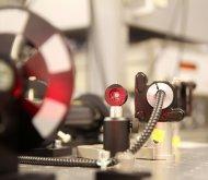 w laboratorium - laser
